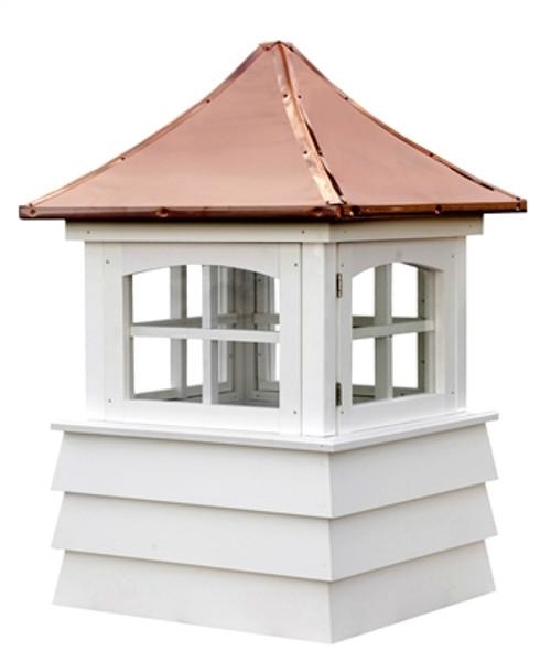 Windowed Searsport Cupola