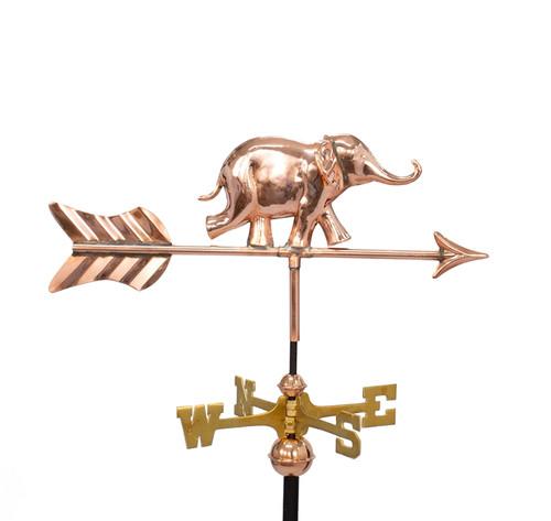 Small Elephant Weathervane