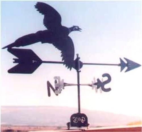 Pheasant Weathervane 1