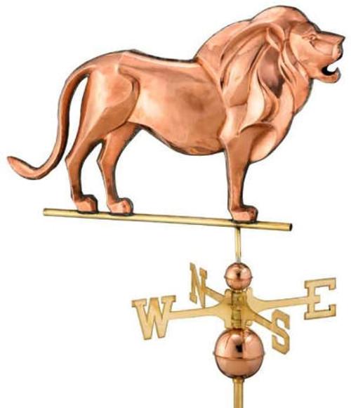 Lion Weathervane
