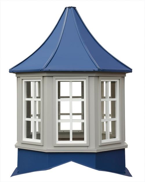 Winchester metal cupolas
