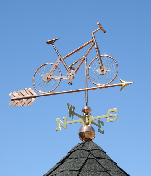 Mountain Bike Weathervane