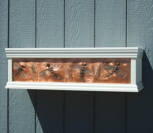 Dragonfly Window Box