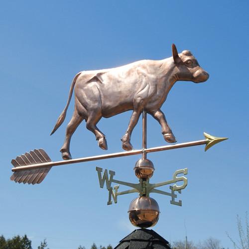 Large Cow Weathervane