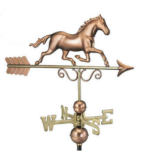 Galloping Horse Weathervane