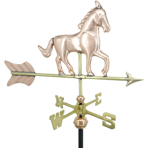 Small Show Horse Weathervane