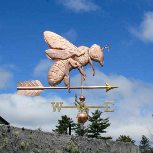 Bee Weathervane