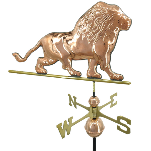 Lion Weathervane 1