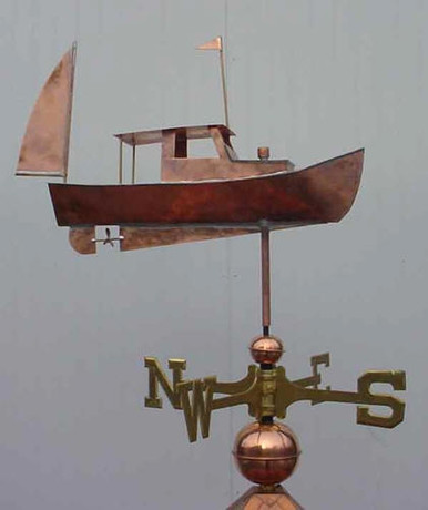 VION maritimes nautiques budget bootsport station météo inox poli 130 mm