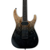 ESP LTD M-1000 Hard Tail Electric Guitar, Black Fade