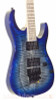Cort X300 Electric Guitar, Blue Burst with Gig Bag (Pre-Owned)