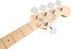 Fender American Pro Jazz V 5 String Bass, Black, Maple Fingerboard  (ex-display)