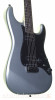 Fender MIJ Boxer Stratocaster Electric Guitar HH, Inca Silver  (b-stock)