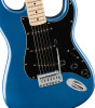 Fender Squier Affinity Stratocaster Electric Guitar, Lake Placid Blue, Maple