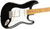 Fender Squier Classic Vibe 50s Stratocaster, Black, Maple