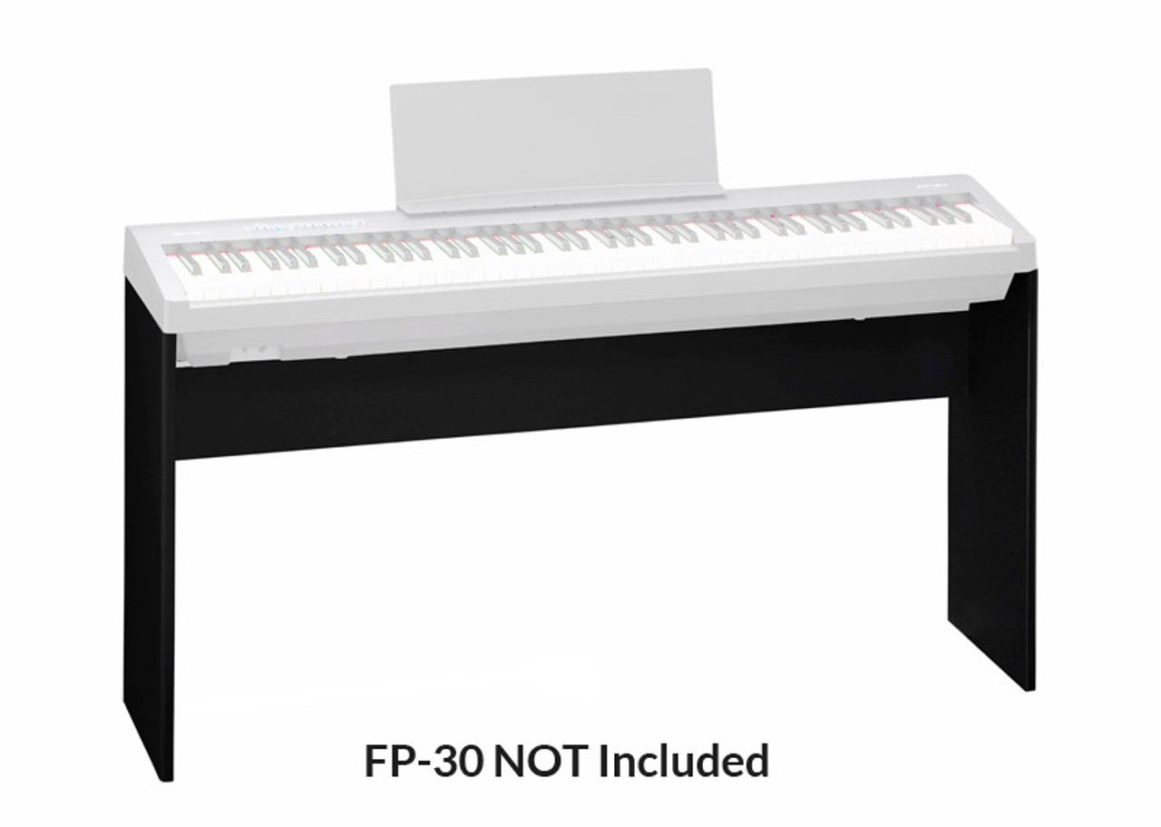 Roland Ksc 70 Stand For Fp 30 Piano Black Absolute Music