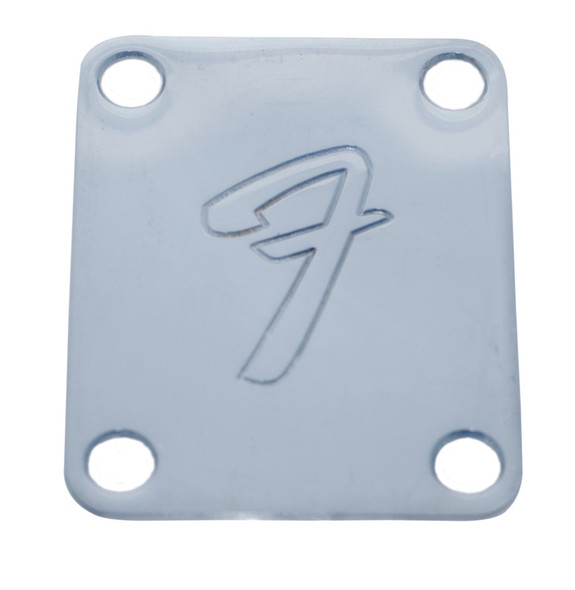Fender F Style 4 Bolt Neck Plate (0991448100)