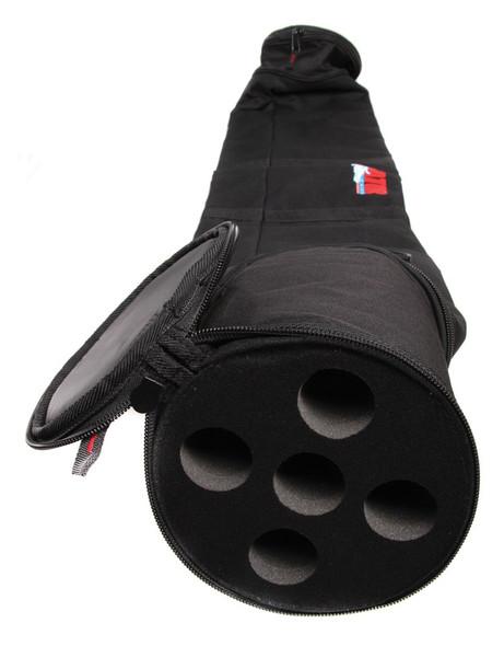 Gator GX-33 Mic Stand Bag with 5 Mic Pocket