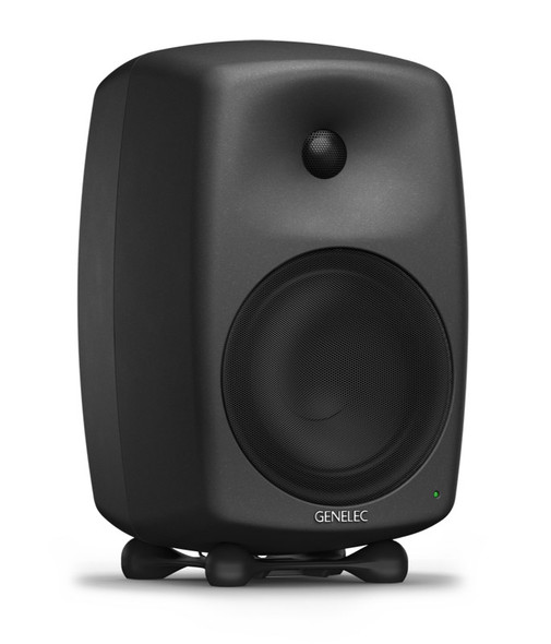 Genelec 8050B Active Studio Monitor, Black (Single)
