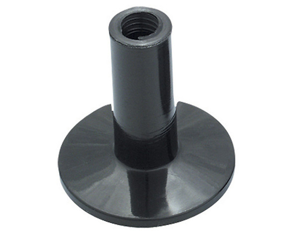 Gibraltar SC-19A 8mm Flanged Base Tall Sleeve, 4 Pack