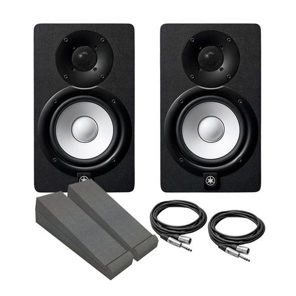 Yamaha HS5 Active Studio Monitor Bundle