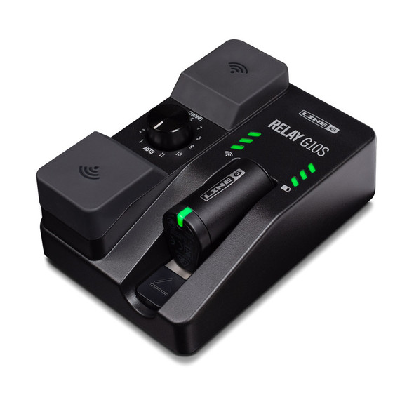 Line 6 Relay G10S Digital Wireless Guitar System with Pedal Receiver