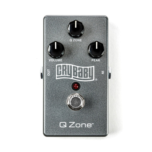 Dunlop QZ1 Crybaby Q Zone Wah Effects Pedal