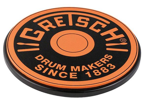 Gretsch GREPAD12O Orange Logo 12 Inch Practice Pad