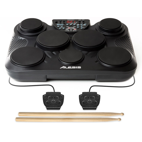Alesis Compact Kit 7 Portable Electronic Drum Kit  (Ex-Display)