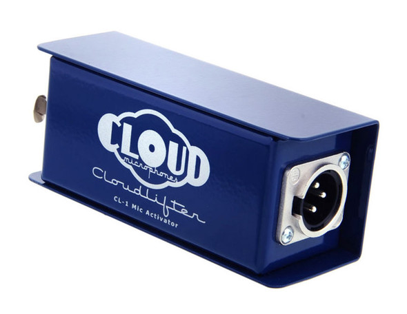 Cloud Microphones Cloudlifter CL-1 Mic Activator  (As New)