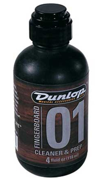 Dunlop 01 Fingerboard Prep Cleaner 6524 - 4oz