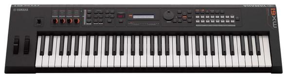 Yamaha MX61ii BK Synthesizer, Black