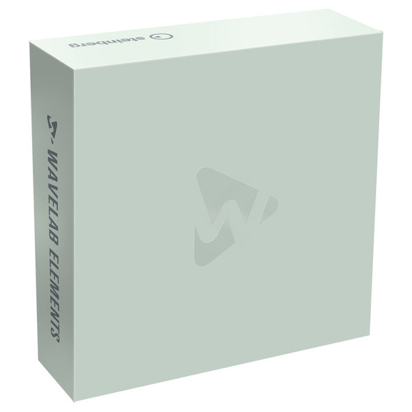 Steinberg Wavelab Elements 10 Audio Editing and Mastering Software