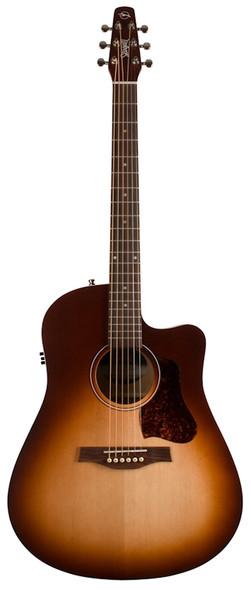 Seagull Entourage Autumn Burst QIT Electro Acoustic Guitar