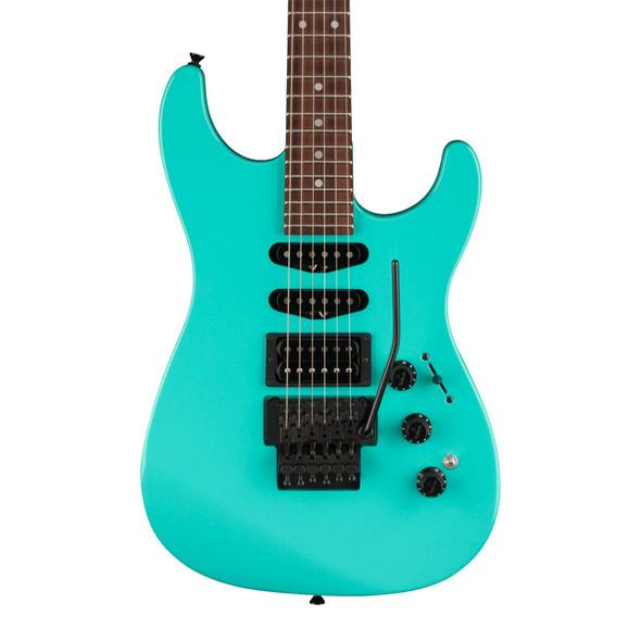 Fender Japan Ltd Edition Heavy Metal Strat, Ice Blue, Rosewood