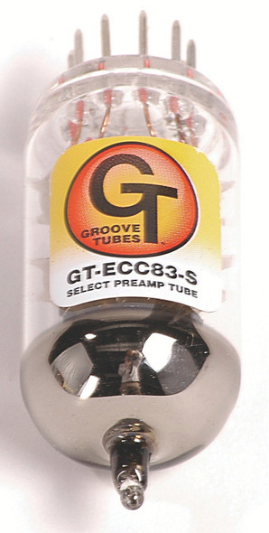Groove Tubes GT-ECC83-S Pre Amp Valve