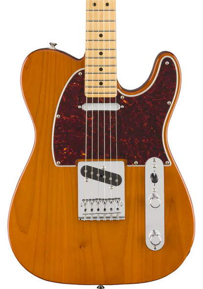 Fender FSR Limited Edition Player Telecaster Guitar, Aged Natural, Maple