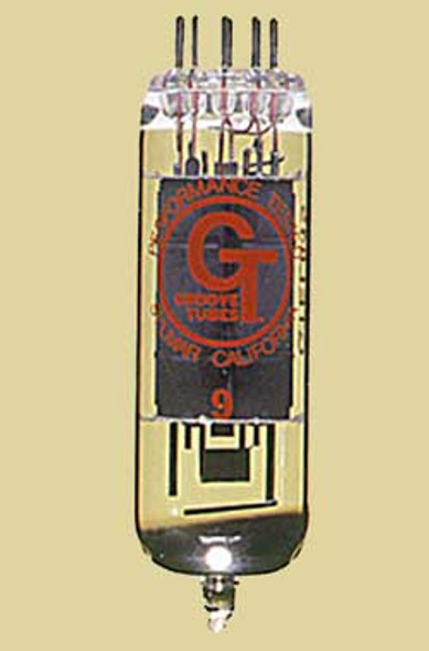 Groove Tubes GT-EL84S Power Tube DUET (pair), Grade 4