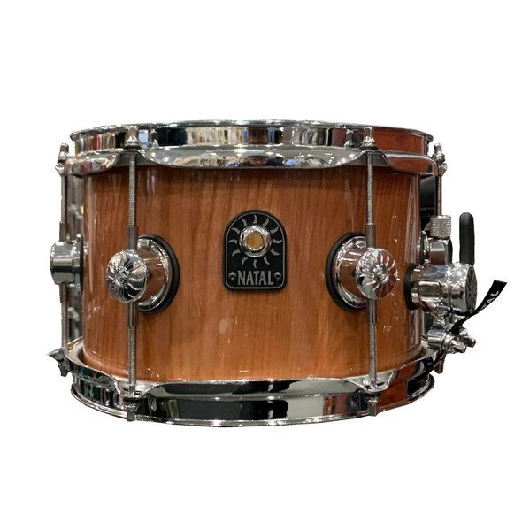 Natal Stave 10 x 6.5 inch Ash Snare Drum in Natural