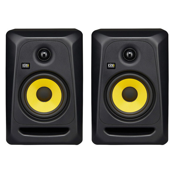 KRK Classic 5 Professional Studio Monitors (Pair)