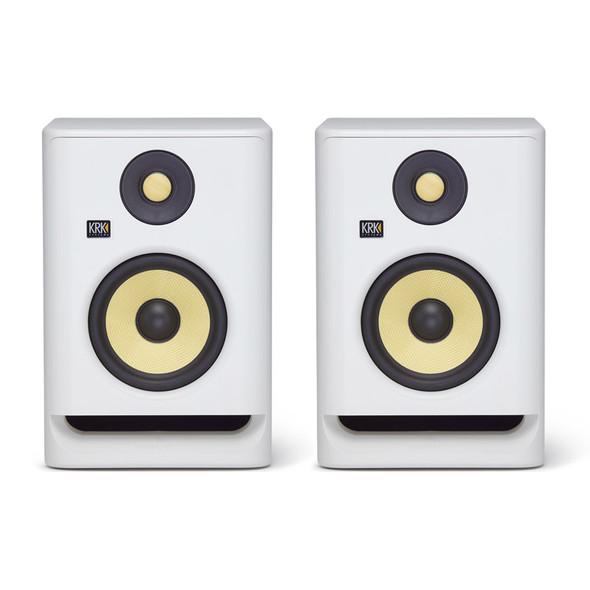 KRK RP5 ROKIT G4 White Noise Professional Studio Monitors (Pair)