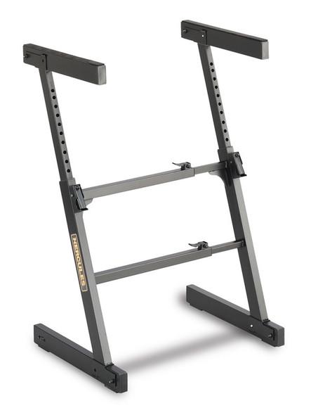 Hercules KS400B Adjustable Z-frame Keyboard Stand