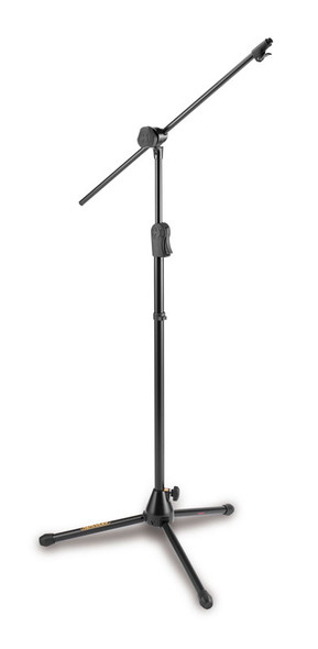 Hercules MS533B straight/hideaway boom microphone stand