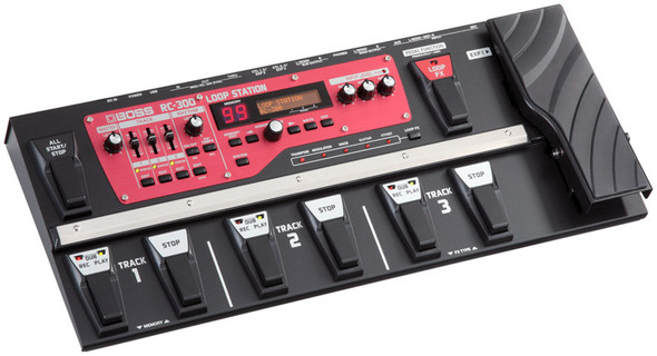 Boss RC-300 Loop Station with Effects  (Ex-Display)