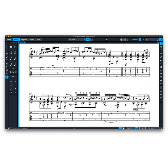 Steinberg Dorico Elements 3 Notation Software Educational Version