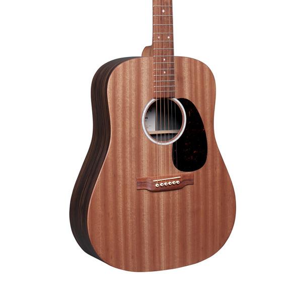 Martin D-X2E Macassar Electro-Acoustic Guitar with Gigbag