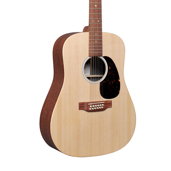 Martin D-X2E 12 String Electro-Acoustic Guitar with Gigbag