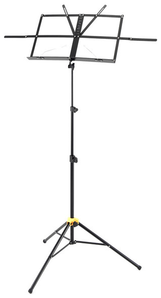 Hercules BS050B Music Stand With Carry Bag