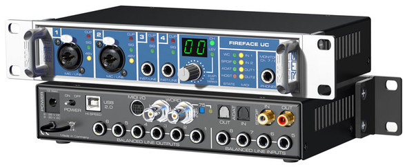 RME Fireface UC USB2 audio interface