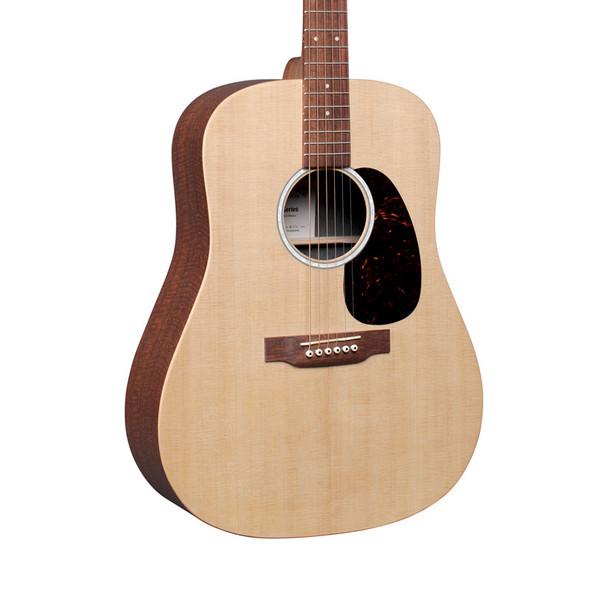 Martin D-X2E Mahogany Electro-Acoustic Guitar with Gigbag